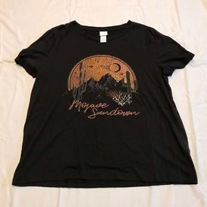 Graphic Tee - Woman's